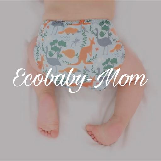 Ecobaby-Mom pañales de tela y mas